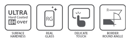 Tempered Glass Premium Features